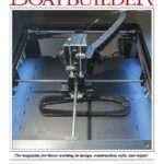 Professional BoatBuilder Magazine Cover | October/November 2018